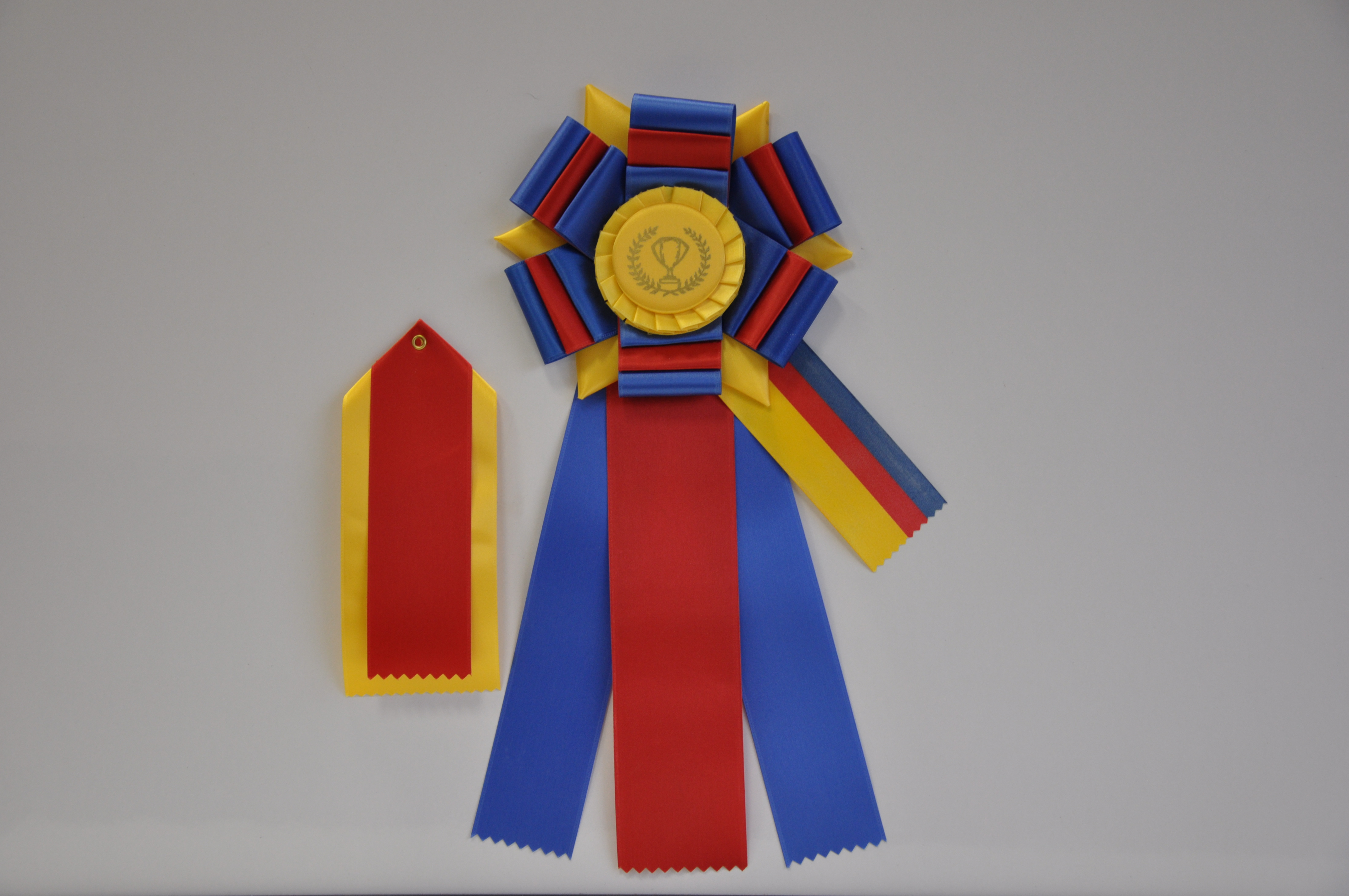 Rosettes, Ribbons, & Sash Gallery